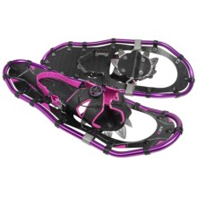 "Louis Garneau Blizzard 822 Snowshoes - 22"" (For Women) in Purple/Black - Closeouts"