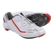 Louis Garneau Course 2LS Cycling Shoes - 3-Hole (For Men) in White - Closeouts