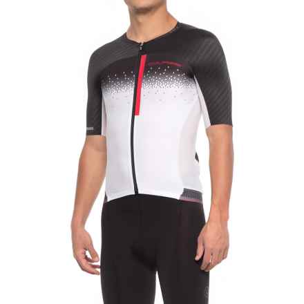 Louis Garneau Course M-2 Cycling Jersey - UPF 50, Short Sleeve (For Men) in Black/White - Closeouts