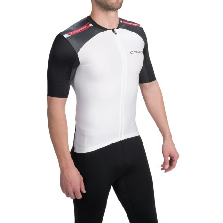 Louis Garneau Course Race 2 Cycling Jersey UPF 50, Full Zip, Short Sleeve (For Men)
