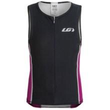 Louis Garneau Jr. Comp Triathlon Jersey - UPF 50, Sleeveless (For Big Kids) in Candy Purple - Closeouts