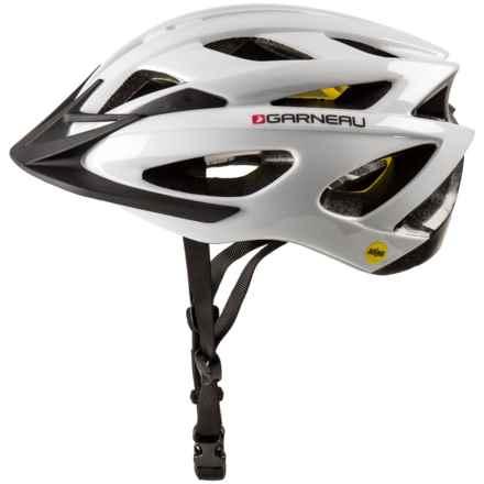 Louis Garneau Le Tour MIPS Bike Helmet in White - Closeouts