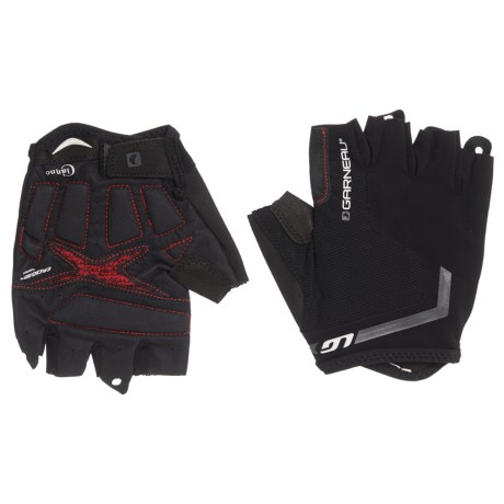 Louis Garneau Mondo Sprint Cycling Gloves (For Men) in Black