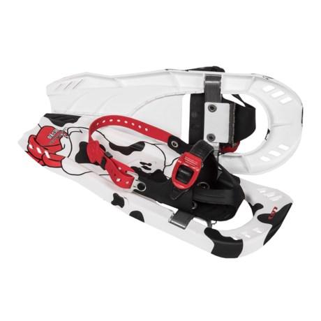 "Louis Garneau Neo Kids II 616 Snowshoes - 16"" (For Kids) in Black/White"