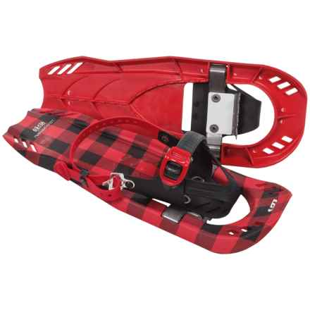 Louis Garneau NeoKid 2 616 Snowshoes (For Youth) in Red/Black - Overstock