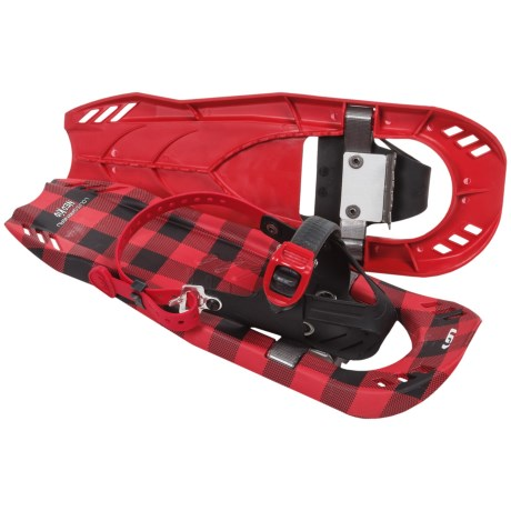 Louis Garneau NeoKid 2 616 Snowshoes (For Youth) in Red/Black