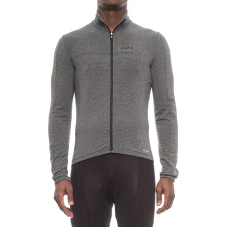 Louis Garneau Polartec® Power Wool® Cycling Jersey - Long Sleeve (For Men)