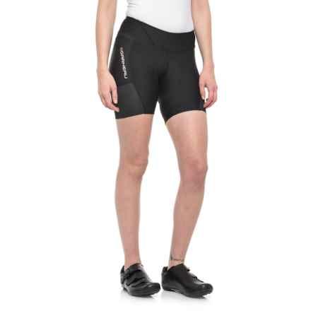 Louis Garneau Power Carbon 5.5 Cycling Shorts - UPF 30+ (For Women) in Black - Closeouts