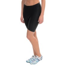 Louis Garneau Request MS Cycling Shorts (For Women) in Black - Closeouts