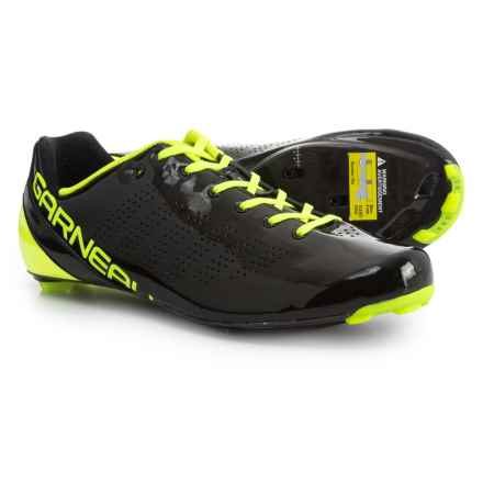 Louis Garneau Signature 84 Cycling Shoes (For Men) in Black - Closeouts