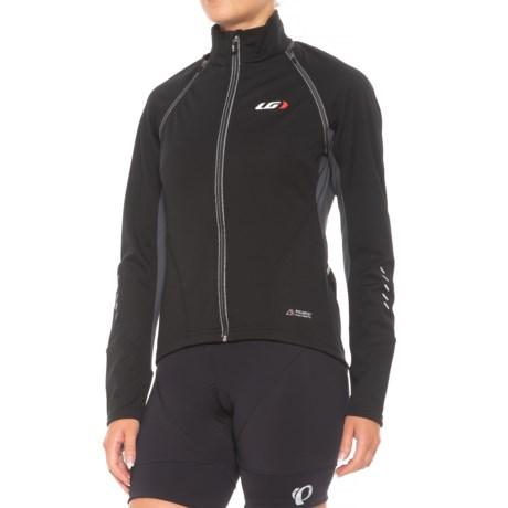Louis Garneau Spire Polartec® Power Shield® Convertible Cycling Jacket (For  Women) in 8268fa862