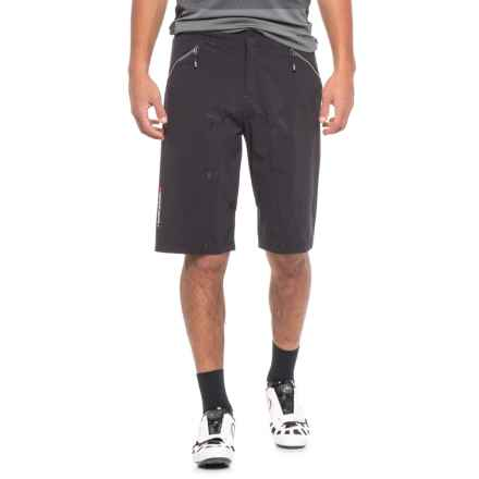 Louis Garneau Stream Techfit Bike Shorts (For Men) in Black - Closeouts