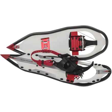 "Louis Garneau Transition BOA® Snowshoes - 23"" (For Women) in White - Closeouts"