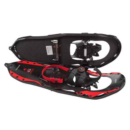 Louis Garneau Victory 825 Snowshoes in Black/Red - Closeouts