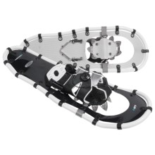 "Louis Garneau Yeti 825 Snowshoes- 25"" (For Women) in Black/White - Closeouts"