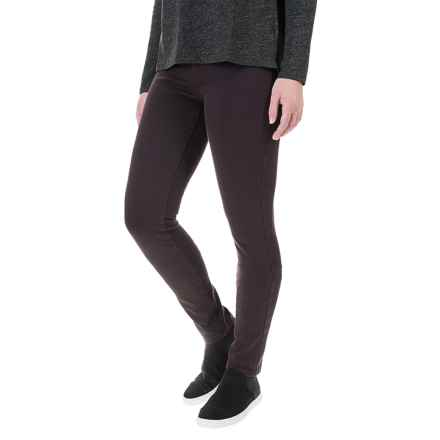 LOVE by FDJ French Dressing Pull-On Jeggings - Slim Fit (For Women) in Plum - Closeouts