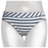 Low-Rise Bikini Swimsuit Bottoms (For Women)