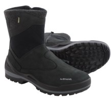 Lowa Adamello Gore-Tex® Snow Boots - Waterproof (For Men) in Black - Closeouts