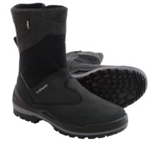 Lowa Adamello II Gore-Tex® Snow Boots - Waterproof (For Men) in Black - Closeouts