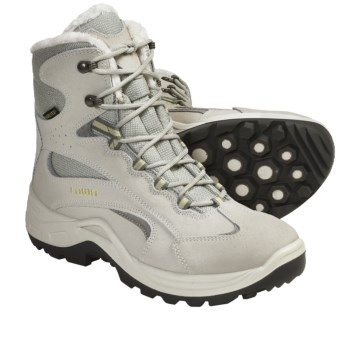 Lowa Arona Gore-Tex® Hi Hiking Boots - Waterproof (For Women) in White