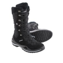 Lowa Atina Gore-Tex® Snow Boots - Waterproof, Insulated (For Women) in Black - Closeouts
