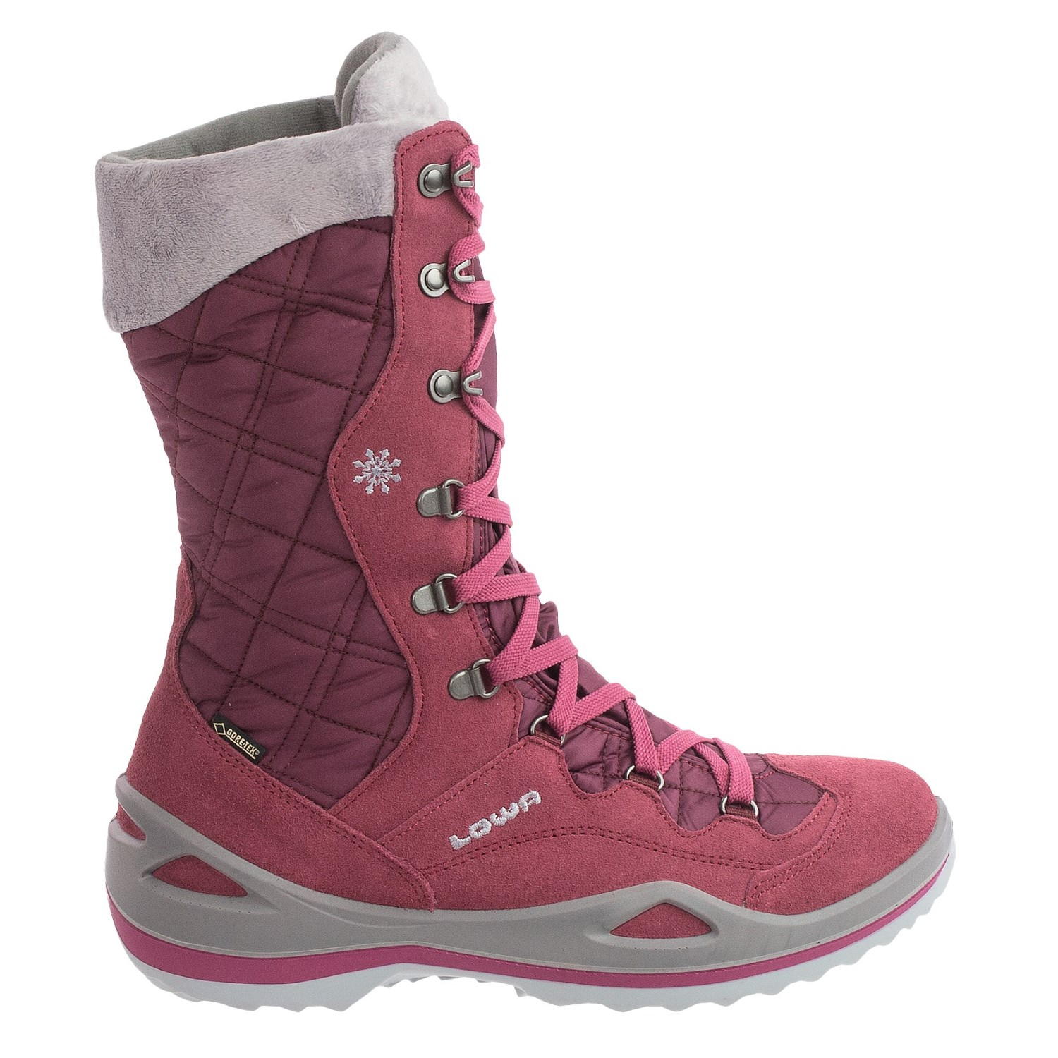 Lowa Atina Gore-Tex® Snow Boots (For Women) - Save 55%
