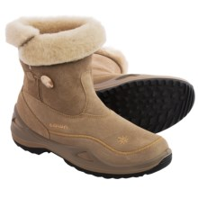 Lowa Caldera Snow Boots (For Women) in Brown - Closeouts
