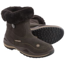 Lowa Caldera Snow Boots (For Women) in Dark Brown - Closeouts