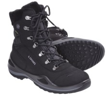 Lowa Carinzia Gore-Tex® Hiking Boots - Waterproof, Insulated (For Women) in Black - Closeouts