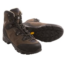 Lowa Catalan Leather-Lined Hiking Boots (For Men) in Brown/Black - Closeouts