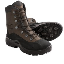 Lowa Couloir Gore-Tex® Winter Boots - Waterproof, Insulated (For Men) in Dark Brown - Closeouts