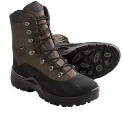 Lowa Couloir Gore-Tex® Winter Boots - Waterproof, Insulated (For Men) in Dark Brown
