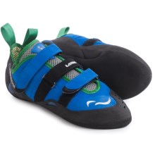 Lowa Falco VCR Climbing Shoes (For Men) in Blue/Green - Closeouts