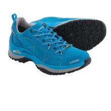 Lowa Ferrox Gore-Tex® XCR® LO Trail Running Shoes - Waterproof (For Women) in Turquoise - Closeouts