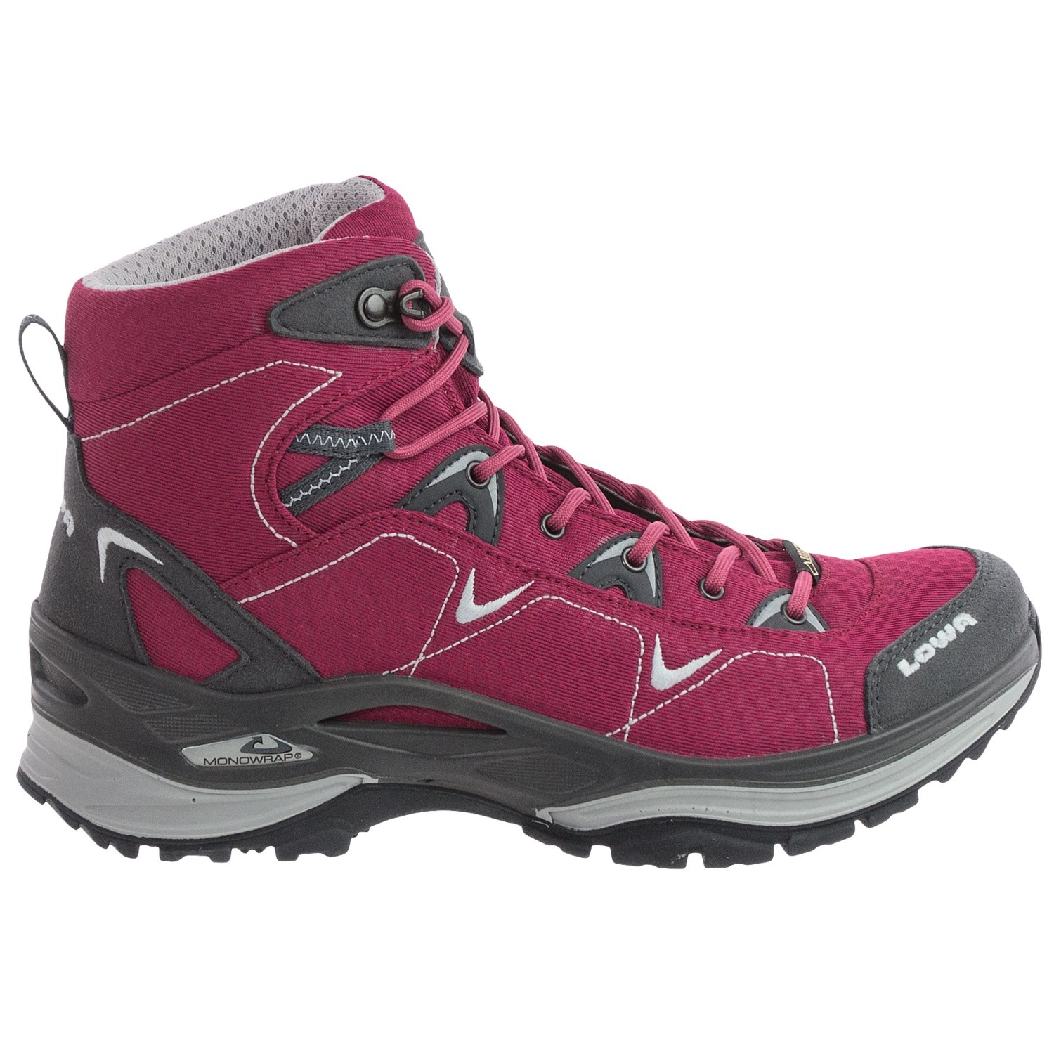 Creative Lowa Tempest QC Hiking Boots (For Women) - Save 52%