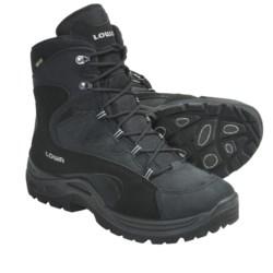 Lowa Fiemme Gore-Tex® Hi Hiking Boots - Waterproof (For Men) in Black