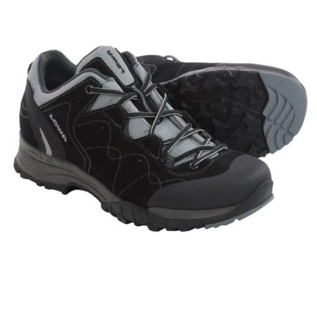 photo: Lowa Women's Focus GTX Lo trail shoe