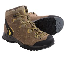 Lowa Focus Gore-Tex® QC Hiking Boots - Waterproof (For Women) in Beige/Yellow - Closeouts