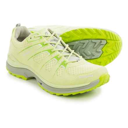 Lowa Innox Evo Lo Hiking Shoes (For Women) in Mint/Gray - Closeouts