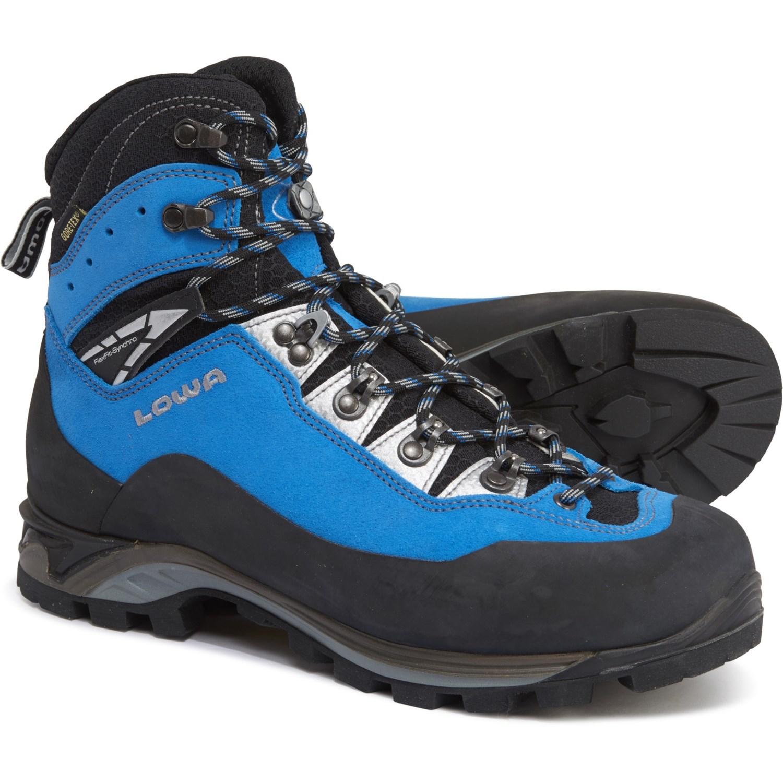 riesige Auswahl an Straßenpreis günstigster Preis Lowa Made in Italy Cevedale Pro Gore-Tex® Mountaineering ...