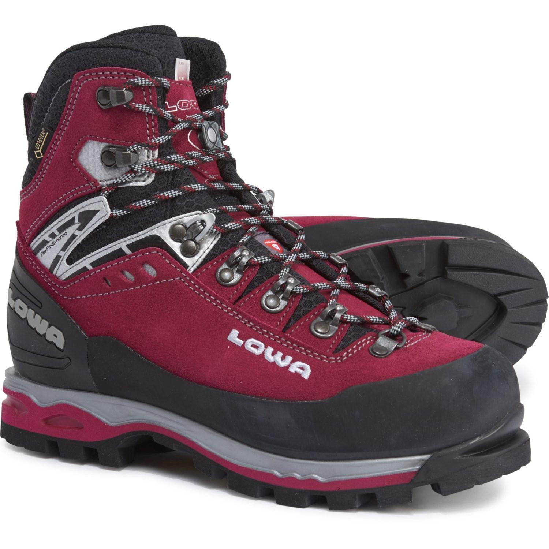 elegante Form Vorschau von Turnschuhe 2018 Lowa Mountain Expert Gore-Tex® Evo WS Mountaineering Boots ...