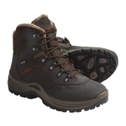 Lowa Nabucco Gore-Tex® Mid Snow Boots - Waterproof (For Women) in Brown