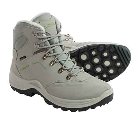 Lowa Nabucco Gore-Tex® Mid Snow Boots - Waterproof (For Women) in White - Closeouts