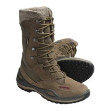 Lowa Paganella Gore-Tex® Hi Hiking Boots  - Waterproof, Insulated (For Women) in Stone - Closeouts