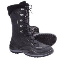 Lowa Paganella Gore-Tex® Winter Boots - Waterproof, Insulated (For Women) in Black - Closeouts