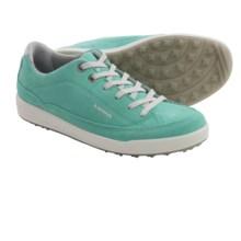 Lowa Palermo Damen Sneakers (For Women) in Aquamarine - Closeouts