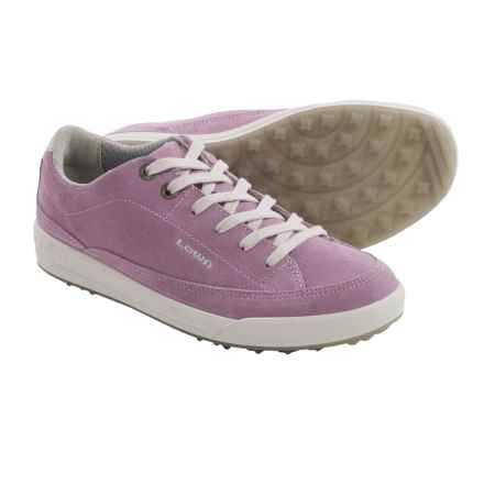 Lowa Palermo Damen Sneakers (For Women) in Lilac - Closeouts