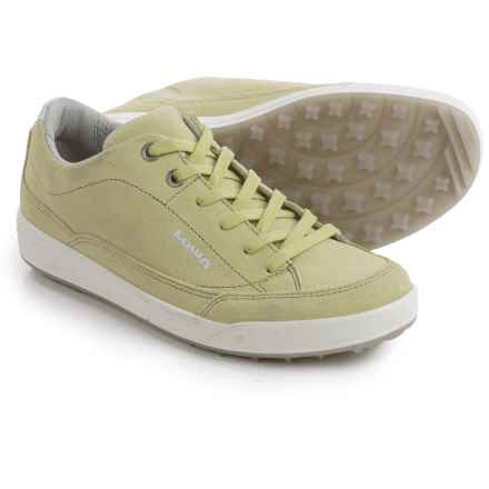 Lowa Palermo Damen Sneakers (For Women) in Pistachio - Closeouts