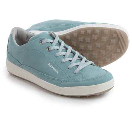 Lowa Palermo Damen Sneakers (For Women) in Sky Blue - Closeouts