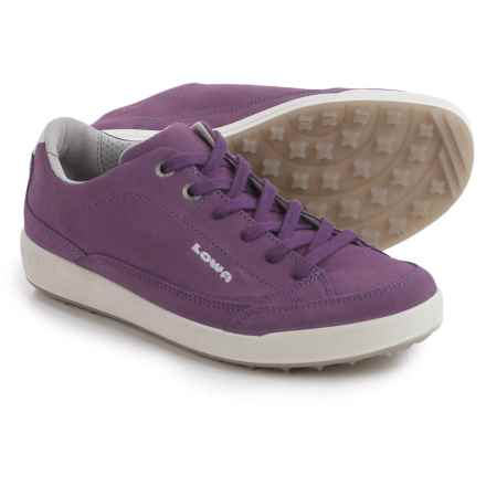 Lowa Palermo Damen Sneakers (For Women) in Violet - Closeouts